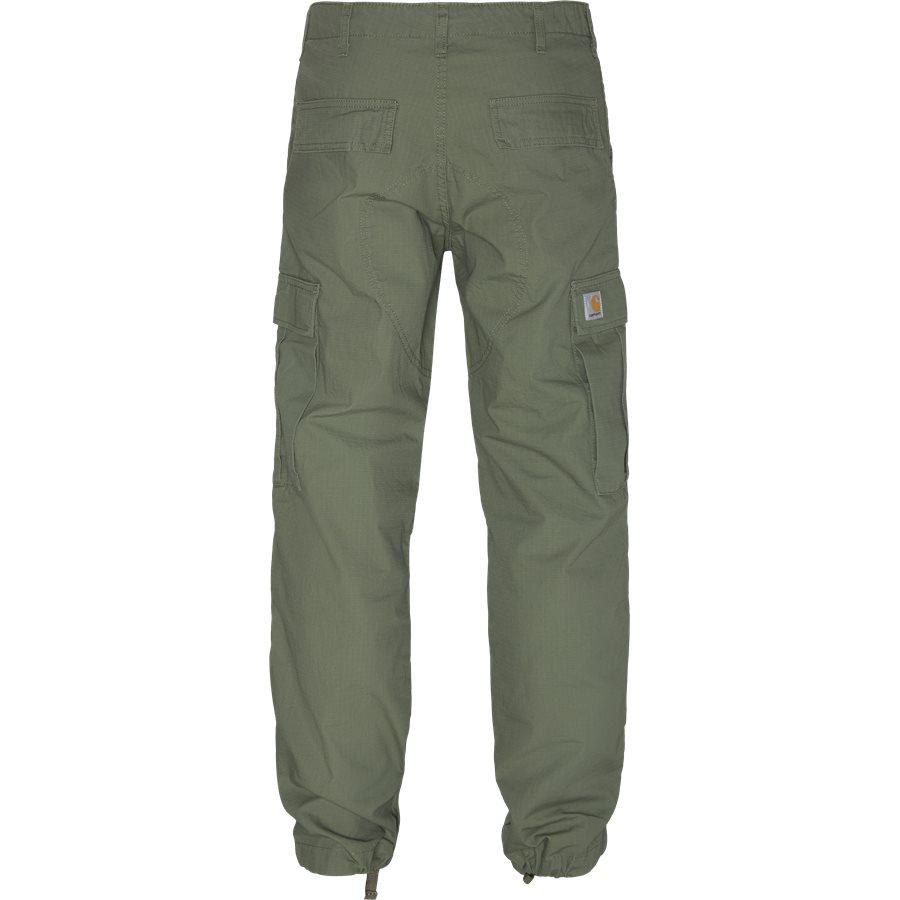 REGULAR CARGO PANT-I015875 - Cargo Pants - Bukser - Regular - DOLLAR GREEN RINSED - 2
